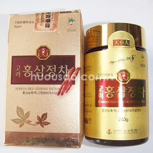 Cao Hồng Sâm 240 gr BIO